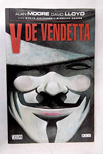 9788415844303: V De Vendetta (2ª Ed.) (Vertigo (ecc))