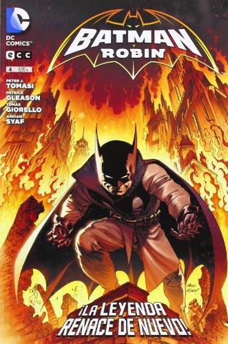 9788415844334: Batman y Robin núm. 4 (Batman y Robin (Nuevo Universo DC))