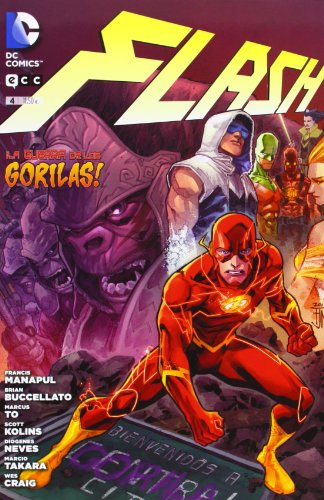 9788415844402: Flash núm. 04 (Flash (Nuevo Universo DC))