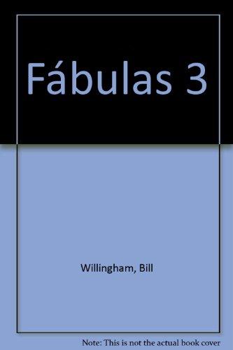 9788415844525: Fábulas: Edición de lujo - Libro 3