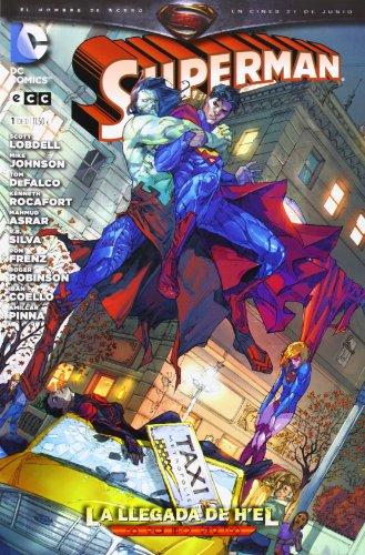 9788415844600: Superman: La llegada de H'el 01
