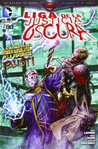 9788415844662: Liga de la Justicia oscura núm. 04 (Liga de la Justicia oscura (Nuevo Universo DC))