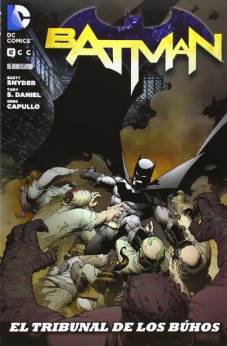 9788415844815: Batman (reedición cuatrimestral) núm. 01