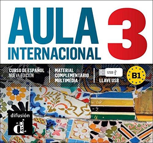 AULA INTERNACIONAL 3 USB