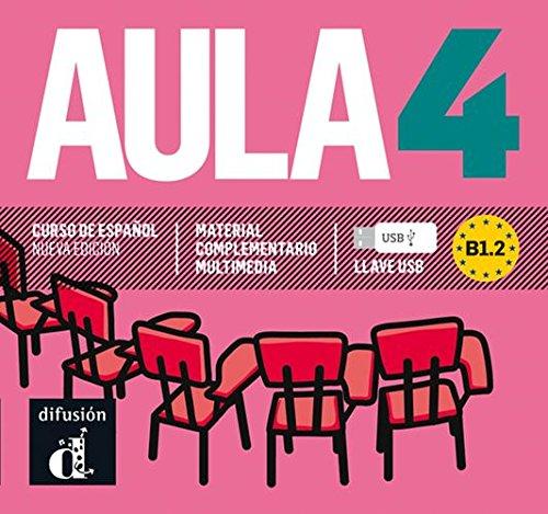9788415846185: AULA 4 USB