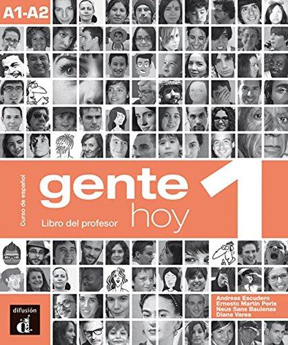 9788415846215: Gente Hoy: Libro Del Profesor 1 (A1-a2) (Spanish Edition)