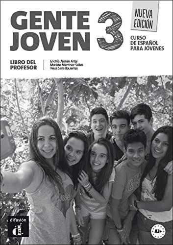 9788415846253: Gente Joven 3. Nueva edicion. Libro del profesor (Spanish Edition)