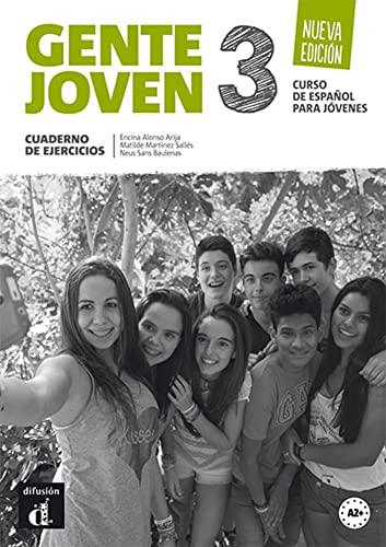 9788415846321: Gente Joven 3. Nueva edicion. Cuaderno de ejercicios + CD (Spanish Edition)