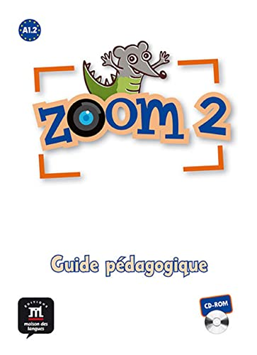 9788415846369: Zoom: Guide Pedagogique CD-ROM 2 (French Edition)