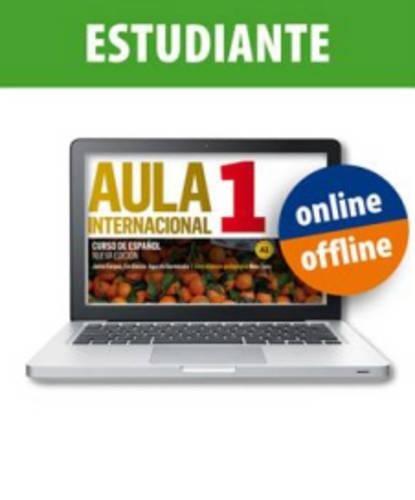 9788415846574: Aula Internacional - Nueva edicion: Manual digital para el estudiante (online/