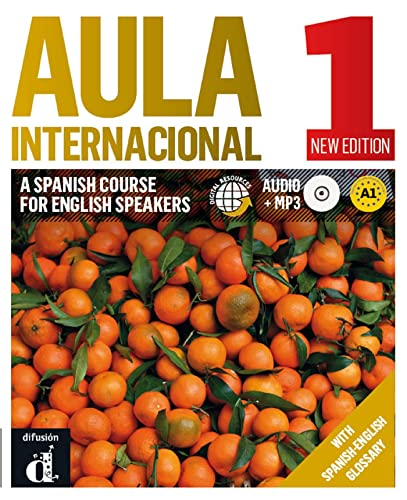 9788415846772: Aula Internacional 1. New Edition. A Spanish Course for English Speakers (Coursebook + Workbook + CD)