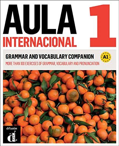 9788415846888: Aula internacional 1. Nueva edicion (A1) - Grammar and vocabulary companion. Edicion en ingles (Spanish Edition)