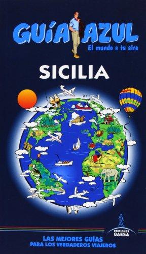9788415847205: Sicilia (Guias Azules)
