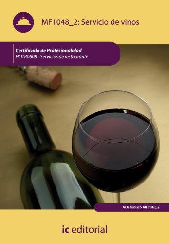 9788415848660: Servicio de vinos. hotr0608