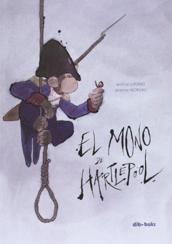 9788415850014: El mono de Hartlepool