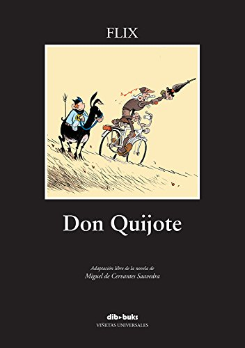 Don Quijote (Spanish Edition): Flix