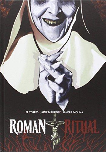 Roman ritual: Jaime El Torres;MartÃnez