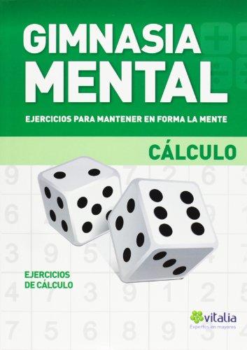 9788415857174: GIMNASIA MENTAL CALCULO (VITALIA)