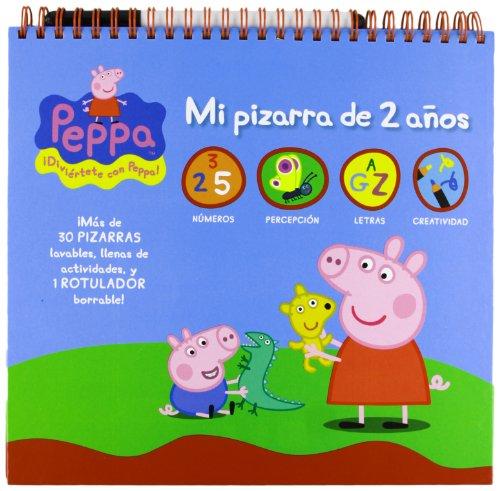9788415857280: PEPPA PIG 2 AÑOS MI PIZARRA PARA JUGAR Y APRENDER