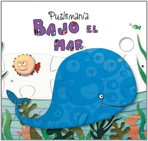 9788415857464: LIBRO PUZLE BAJO EL MAR