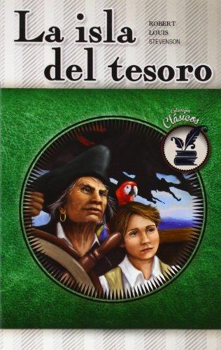 9788415857716: La Isla Del Tesoro (Clasicos Juveniles)