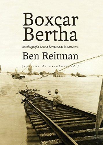 9788415862192: Boxcar Bertha