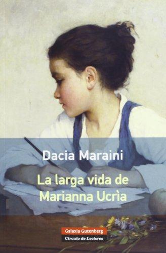 9788415863052: La larga vida de Marianna Ucria
