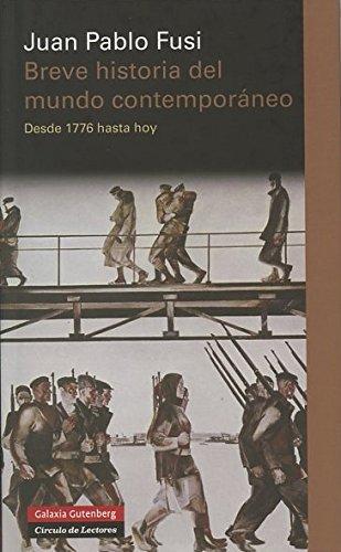 9788415863205: Breve Historia Del Mundo Contemporáneo
