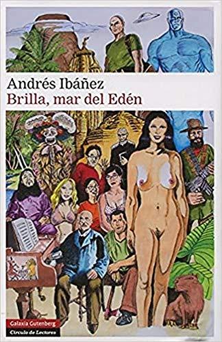 9788415863786: Brilla, Mar Del Edén (Narrativa)