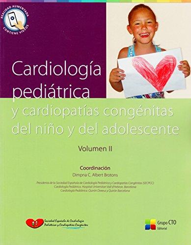 9788415865988: Cardiologia pediatrica y cardiopatias congenitas del nino y del adolescente: Volumen 1 & 2