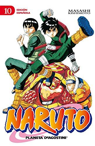 9788415866053: Naruto n 10