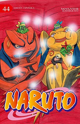 9788415866442: Naruto nº 44/72