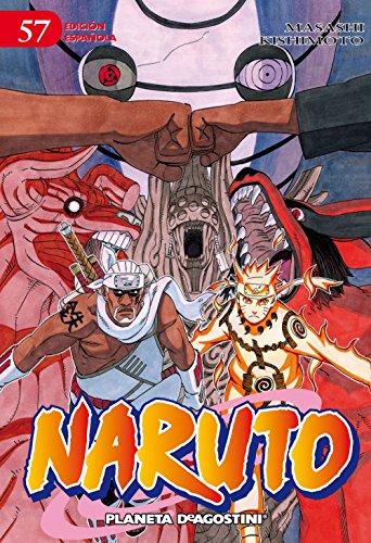 9788415866572: Naruto nº 57/72 (Manga Shonen)