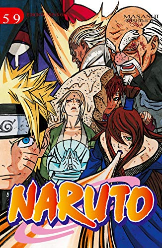 9788415866596: Naruto nº 59/72
