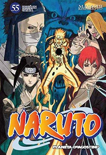 9788415866619: Naruto Català nº 55