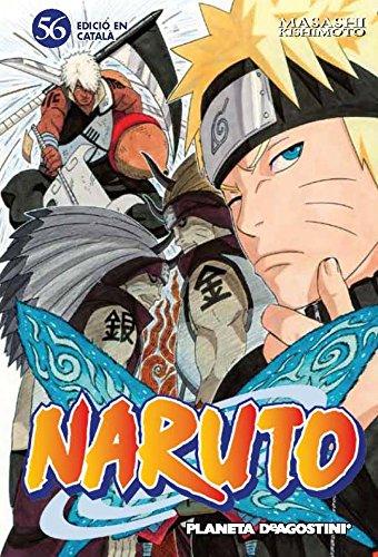 9788415866626: Naruto Català nº 56/72