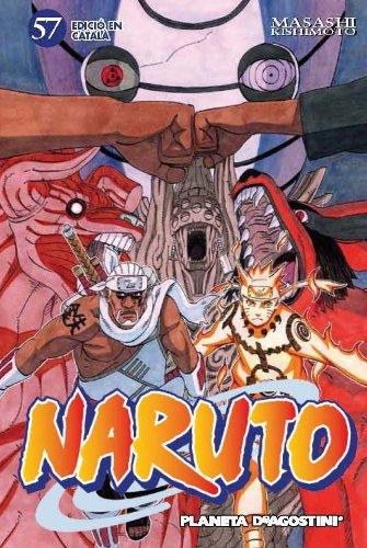 9788415866633: Naruto Català nº 57/72