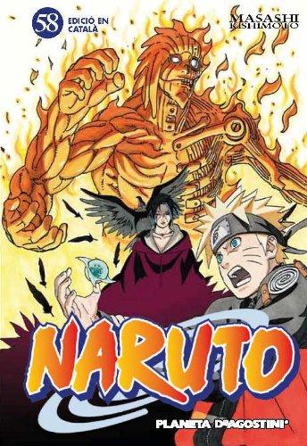 9788415866640: Naruto Català nº 58/72