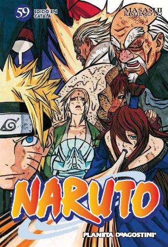 9788415866657: Naruto Català nº 59/72