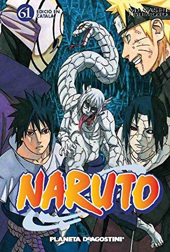 9788415866671: Naruto Català nº 61/72