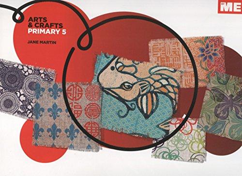 9788415867043: ARTS AND CRAFTS 5º PRIMARIA