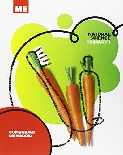9788415867630: NATURAL SCIENCE 1 PRIM ALUMNO MADRID