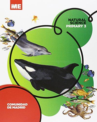 9788415867883: Natural Science 3 MADRID (CC. Naturales Nivel 3)