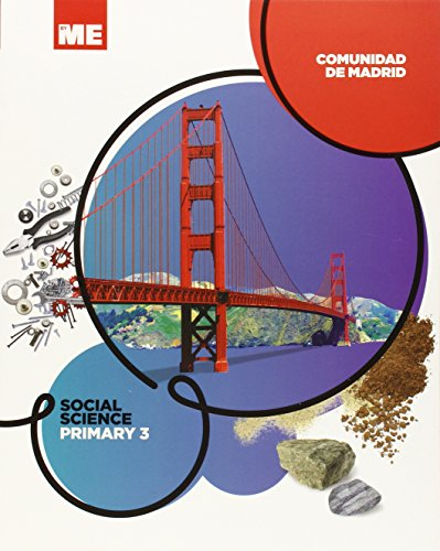9788415867913: Social Science 3 MADRID (CC. Sociales Nivel 3)