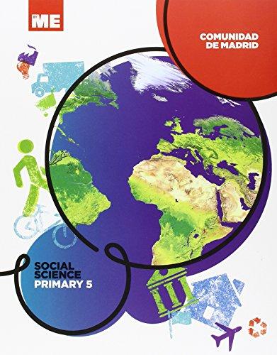 9788415867920: Social Science 5 MADRID (CC. Sociales Nivel 5)