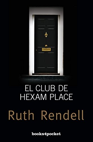 9788415870852: El club de Hexam Place (Books4pocket narrativa)