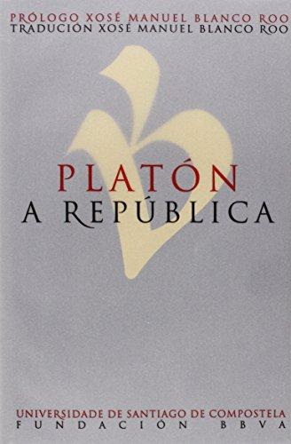 9788415876649: Platón. A República
