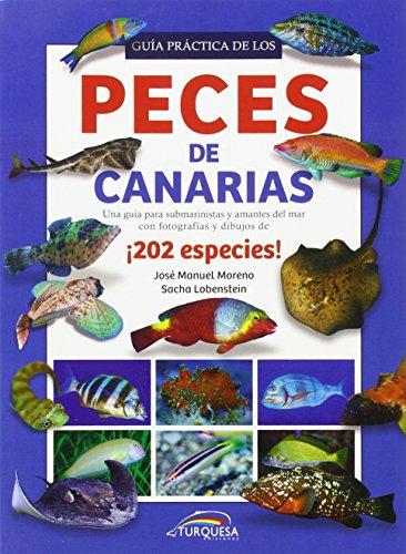 9788415877769: Guia Practica de los Peces de Canarias [Field Guide to the Fish of the Canary Islands]