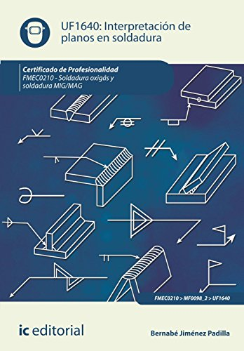 9788415886815: Interpretación de planos en soldadura. fmec0210 - soldadura oxigás y soldadura mig/mag