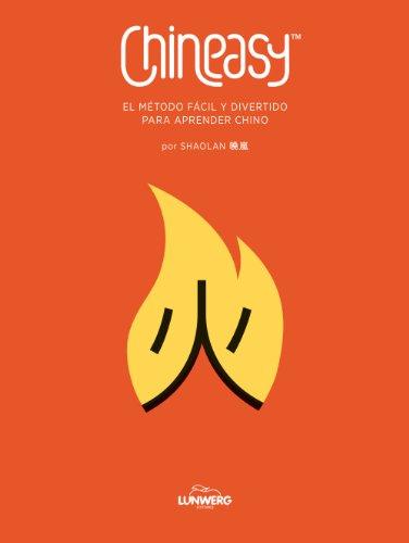 9788415888536: CHINEASY. El método fácil y divertido para aprender chino (General)